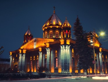 Cathedral of the Holy Mother of God, Gyumri