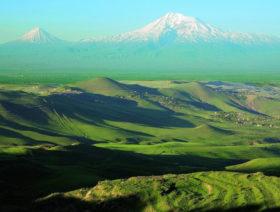 Die Wunder Armeniens, Bereisen Armenien