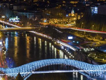 Խաղաղության կամուրջ, Թբիլիսի