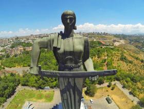 Mother Armenia (monument)