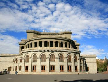 Ա. Սպենդիարյանի անվան օպերայի և բալետի ազգային ակադեմիական թատրոն