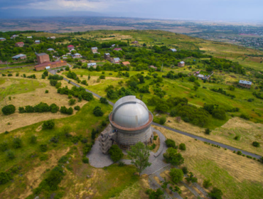 Sternobservatorium in Bjurakan