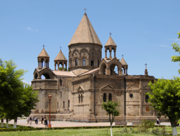 Etchmiadzin Mother Cathedral