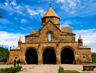 Heilige Gajane Kirche