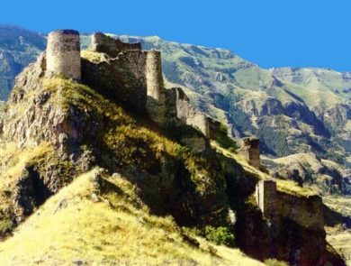 Tmogvi (Tmkaberd) fortress