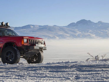 Jeep- tour in Armenia
