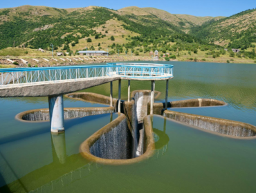 Ketschut Wasserreservoir