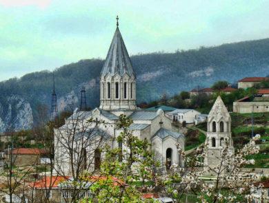 Artsakh, Shushi