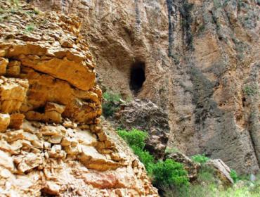 Höhle von Vogel