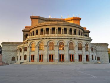 Ա. Սպենդիարյանի անվան օպերայի և բալետի ազգային թատրոն