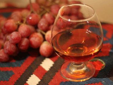 Armenische Brandy