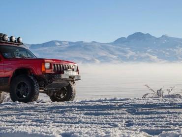 Jeep tour in Armenia