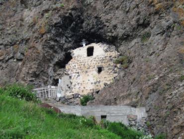 Монастырь Цахкаванк
