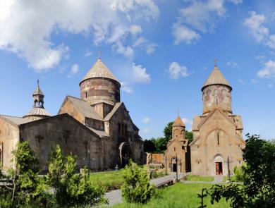 Monastery Kecharis