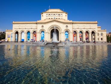 Das Historische Museum und die Gemäldegalerie