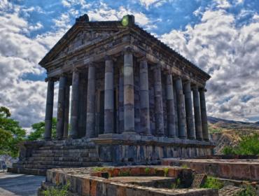 Der Tempel Garni