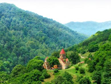 Monastery Haghartsin