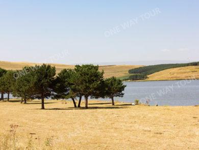 Saghamo Lake