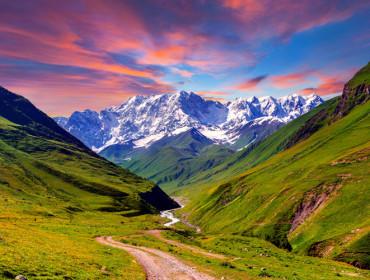 Caucasus tour
