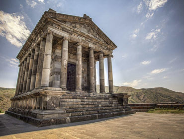 Heidnischer Tempel von Garni
