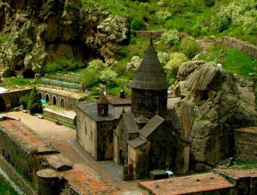 Geghard Kloster