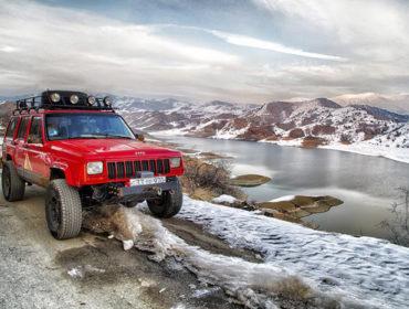 Jeep- tour
