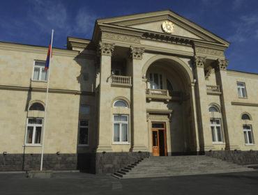 Sitz der Präsidenten
