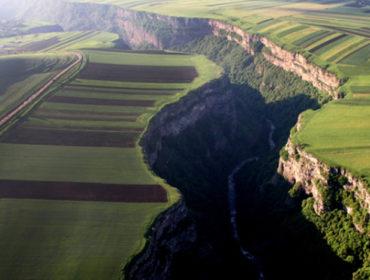 Lori region (Debet river)