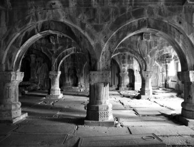 Sanahin monastery, Lori region