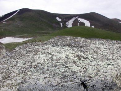 Sevsar Mountain