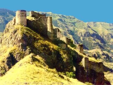 Tmogvi(Tmkaberd) fortress