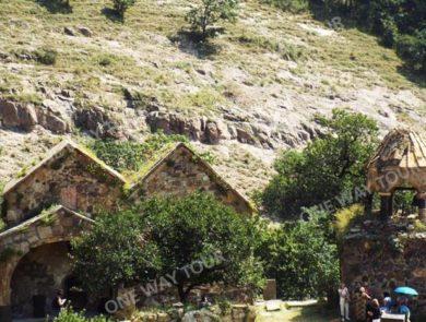 Монастырь Србанес , Ардви