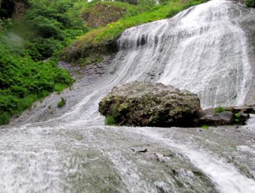 Dschermuk Wasserfall