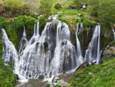 Schaki Wasserfall
