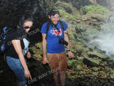 Водопад Трчкан