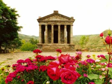 Der Heidnische Tempel von Garni
