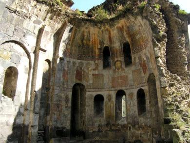 Монастырский комплекс Кобайр