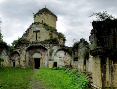 Монастырь Нор Варагаванк
