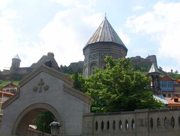 St. Gevorg church