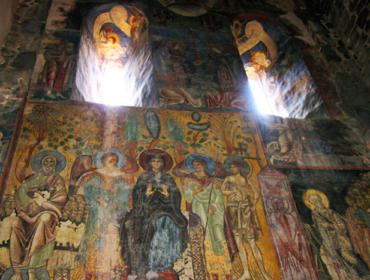 Монастырь Атала