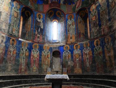 Akhtala Monastery
