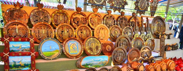 Which souvenirs to bring from Armenia