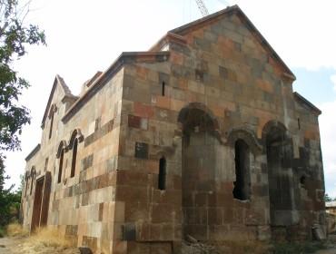 Ոսկեվազի Սբ.Հովհաննես եկեղեցի