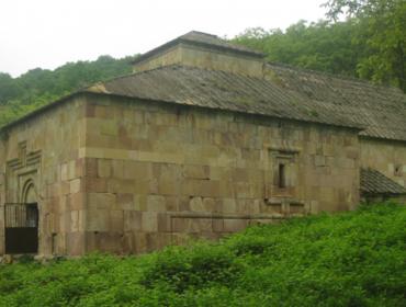 Монастырь Мшкаванк