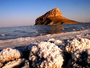 Urmia See