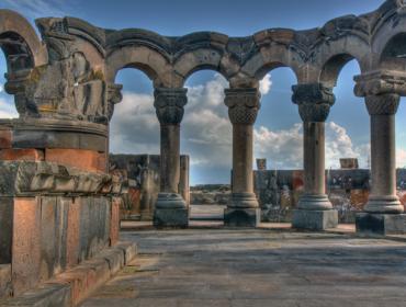 Zwartnots Kathedrale