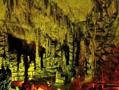The Cave of Zeus
