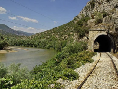 The Nestos River