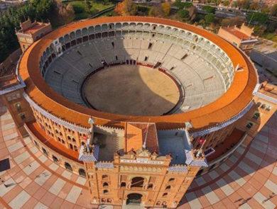 Arena Las Ventas in Madrid