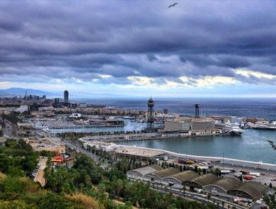 Old Port of Barcelona